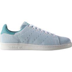 """Buty adidas Stan Smith Adicolor """"Shock Green"""" (S81875). Zielone halówki męskie Adidas, z materiału, adidas stan smith. Za 189,99 zł."""