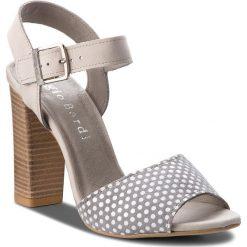 Sandały damskie: Sandały SERGIO BARDI - Bellizzi SS127312218LK 609