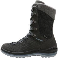 Buty zimowe damskie: Lowa BARINA II GTX  Śniegowce anthrazit