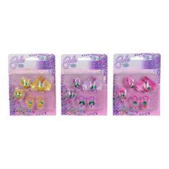 Ozdoby do włosów z owocami - 105567818. Różowe ozdoby do włosów marki Simba. Za 5,45 zł.