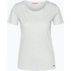 BOSS Casual - T-shirt damski – Teospi, niebieski. Niebieskie t-shirty damskie BOSS Casual, m, z bawełny. Za 229,95 zł.