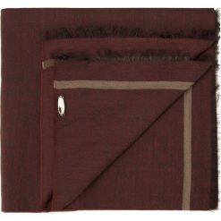 Szal męski 85-7M-X02-2. Czerwone szaliki męskie marki Wittchen, z materiału. Za 189,00 zł.