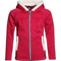 Rip Curl DOUDOU Bluza z polaru jazzy. Czerwone bluzy dziewczęce rozpinane marki Rip Curl, z materiału. W wyprzedaży za 209,30 zł.