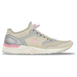 Buty sportowe damskie: IGUANA Buty damskie Vemis Beige/ Light Grey/ Pink r. 36