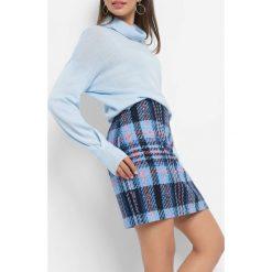 Spódniczki: Spódnica mini w kratę