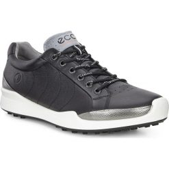 Golfy męskie: ECCO Men's Golf Biom Hybrid – Czarny – 39
