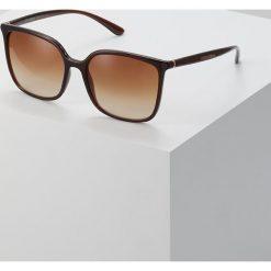 Dolce&Gabbana Okulary przeciwsłoneczne brown. Brązowe okulary przeciwsłoneczne damskie lenonki Dolce&Gabbana. Za 819,00 zł.