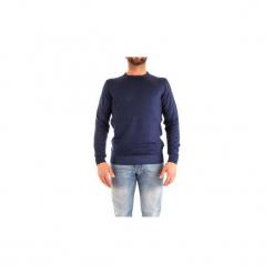 Swetry Barbour  BAMAG0722. Niebieskie swetry klasyczne męskie marki Adidas, m. Za 596,79 zł.