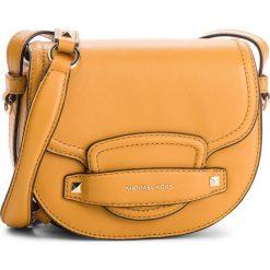Torebka MICHAEL MICHAEL KORS - Cary 32F8G0CC1L  Marigold. Żółte torebki klasyczne damskie marki MICHAEL Michael Kors, ze skóry. Za 1089,00 zł.