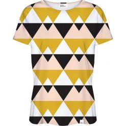 Colour Pleasure Koszulka damska CP-030 21 czarno-żółta r. XS/S. T-shirty damskie Colour pleasure, s. Za 70,35 zł.
