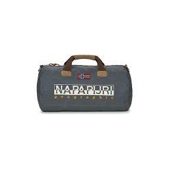 Torby podróżne Napapijri  BERING. Szare torby podróżne Napapijri. Za 423,20 zł.