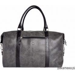 JAZZY RISK UP 160 - torba podróżna. Szare torby podróżne Pakamera, z materiału. Za 579,00 zł.