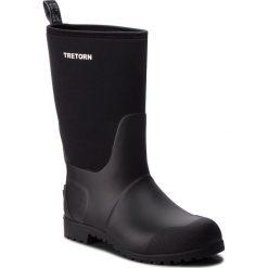 Kalosze TRETORN - Strong Neo 473408 Black 10. Czarne buty zimowe damskie Tretorn, z kauczuku. Za 419,00 zł.