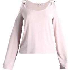 Bluzki asymetryczne: Ivyrevel LAISE  Bluzka z długim rękawem dusty pink