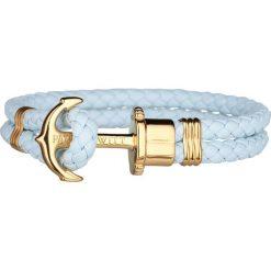Biżuteria i zegarki damskie: Bransoletka unisex Paul Hewitt Phrep Anchor PH-PH-L-G-BS-XL