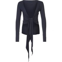 Bluzki damskie: Curare Yogawear Bluzka z długim rękawem night blue