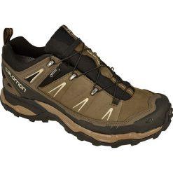 Buty trekkingowe męskie: Salomon Buty męskie X Ultra LTR GTX Absolute Brown-X/Black/Navajo r. 46 2/3 (366996)