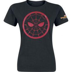 T-shirty damskie: Spider-Man Homecoming – Shimmer Ink Koszulka damska czarny