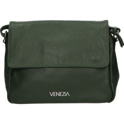 Torba - 36-006-O D VE. Szare torebki klasyczne damskie Venezia, ze skóry. Za 219,00 zł.