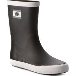 Kalosze męskie: Kalosze HELLY HANSEN – Nordvik 111-98.990 Black/Off White/Mid Grey (Matte)