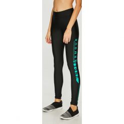 Under Armour - Legginsy. Szare legginsy we wzory Under Armour, l, z dzianiny. Za 199,90 zł.
