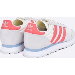 Adidas Originals - Buty Haven. Brązowe buty sportowe damskie marki adidas Originals, z bawełny. W wyprzedaży za 319,90 zł.
