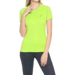Asics Koszulka damska Stripe Top Jasmine Green r. S (1262320473). Bluzki damskie Asics, s. Za 102,70 zł.