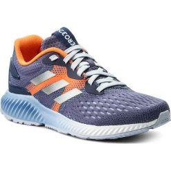 Buty adidas - Aerobunce W DA9964 Rawind/Silvmt/Hireor. Fioletowe buty do biegania damskie Adidas, z materiału. W wyprzedaży za 299,00 zł.
