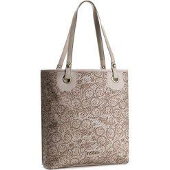 Torebka NOBO - NBAG-C3490-C015 Beżowy. Brązowe torebki klasyczne damskie Nobo, ze skóry ekologicznej, duże. W wyprzedaży za 149,00 zł.
