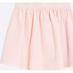Name it - Spódnica dziecięca 128-164 cm. Szare minispódniczki Name it, m, z materiału, rozkloszowane. W wyprzedaży za 49,90 zł.