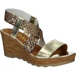 SANDAŁY S.OLIVER 5-28303-26. Szare sandały damskie marki S.Oliver, z gumy. Za 139,99 zł.
