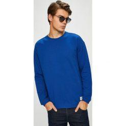 Lee - Bluza. Niebieskie bluzy męskie rozpinane marki Lee, l, z bawełny, bez kaptura. Za 239,90 zł.