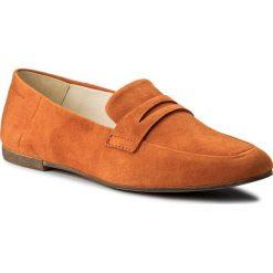 Półbuty VAGABOND - Ayden 4505-240-44 Orange. Brązowe półbuty damskie skórzane marki Vagabond, na obcasie. W wyprzedaży za 279,00 zł.