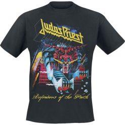 T-shirty męskie: Judas Priest Defenders Of The Faith T-Shirt czarny