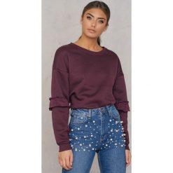 Bluzy damskie: Sparkz Bluza Maldone – Purple