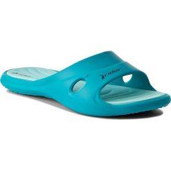 Chodaki damskie: Klapki RIDER - Slide Feet VII Fem 81907 Blue/Green 24173