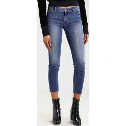 Marc O'Polo DENIM Jeansy Slim Fit dark blue. Niebieskie jeansy damskie Marc O'Polo DENIM. W wyprzedaży za 307,30 zł.