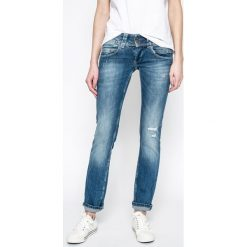 Boyfriendy damskie: Pepe Jeans - Jeansy Venus