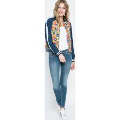 Hilfiger Denim - Jeansy Sophie. Niebieskie jeansy damskie marki Hilfiger Denim, z bawełny, z obniżonym stanem. W wyprzedaży za 339,90 zł.