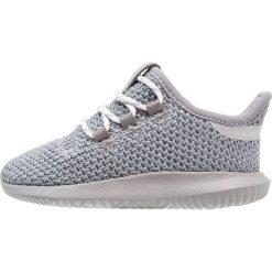 Adidas Originals TUBULAR SHADOW Tenisówki i Trampki grey three/chalk white. Szare trampki chłopięce marki adidas Originals, z materiału. Za 249,00 zł.
