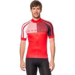 """T-shirty męskie: Koszulka kolarska """"Chase Out"""" w kolorze czerwonym"""
