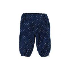 NAME IT Boys Baby Spodnie sztruksowe NITOTTO dress blues. Niebieskie spodnie chłopięce Name it, z bawełny. Za 79,22 zł.