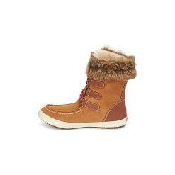 Buty zimowe damskie: Śniegowce Roxy  RAINIER J BOOT BRN