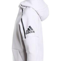 Adidas Performance Bluza rozpinana chapea. Szare bluzy chłopięce rozpinane marki adidas Performance, z bawełny. W wyprzedaży za 279,65 zł.