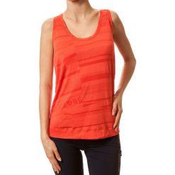 Topy sportowe damskie: Top w kolorze pomarańczowym
