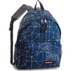 Plecak EASTPAK - Padded Pak'r EK620 Cracked Blue 66T. Niebieskie plecaki męskie Eastpak, z materiału, sportowe. W wyprzedaży za 159,00 zł.
