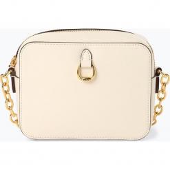 LAUREN RALPH LAUREN - Damska torebka na ramię, żółty. Żółte torebki klasyczne damskie Lauren Ralph Lauren. Za 749,95 zł.