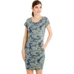 Sukienki hiszpanki: Sukienka – 18-4872N MILI