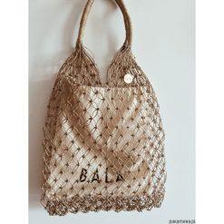 Shopper bag damskie: Shopper BALA net bag