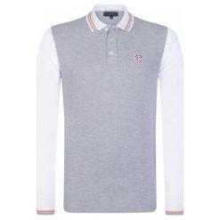Koszulki polo: Sir Raymond Tailor Koszulka Polo Męska Block Xxl Szara